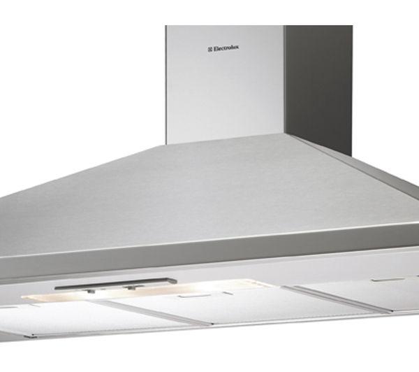 buy electrolux efc90151x chimney cooker hood stainless. Black Bedroom Furniture Sets. Home Design Ideas