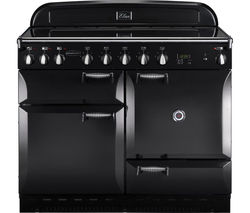 RANGEMASTER Elan 110 Electric Induction Range Cooker - Black