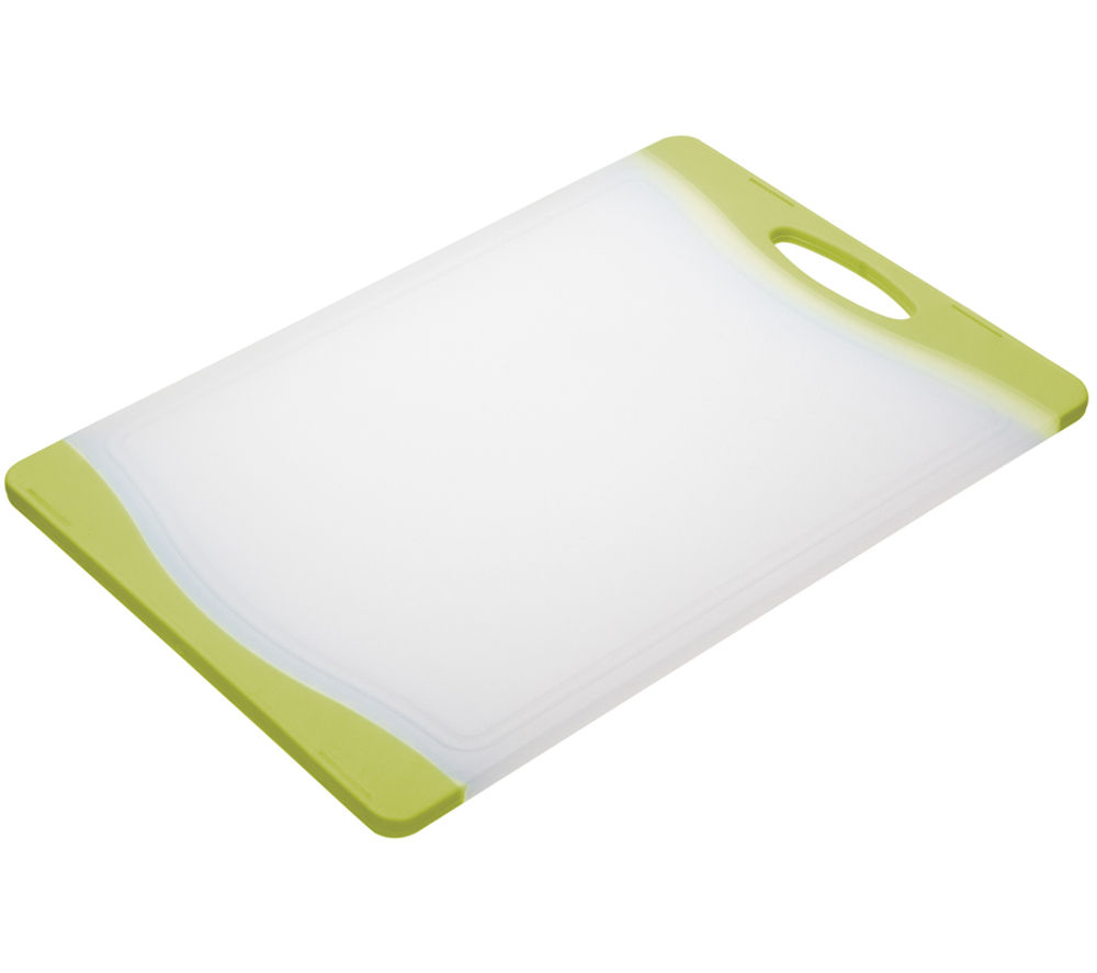 COLOURWORKS 35 cm x 24 cm Cutting Board - Green