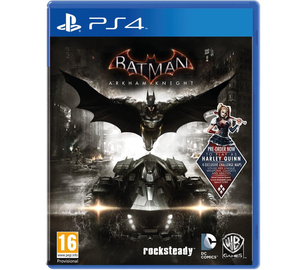 PLAYSTATION 4 Batman: Arkham Knight - For PS4