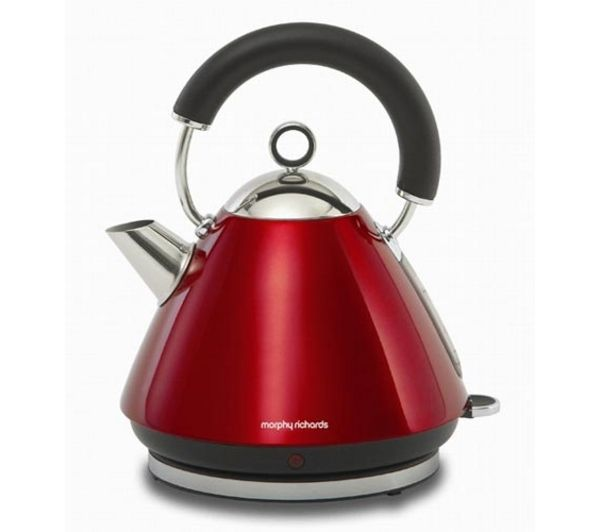 Morphy Richards Red Kitchen Accessories: MORPHY RICHARDS Accents 43772 Pyramid Traditional