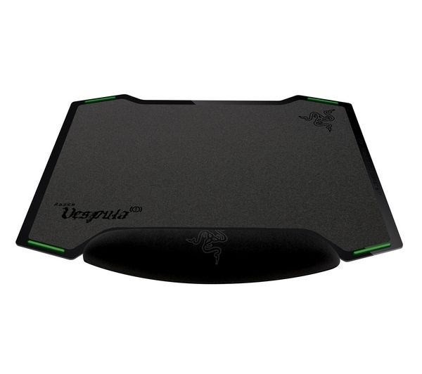 Razer vespula gaming surface black deals pc world