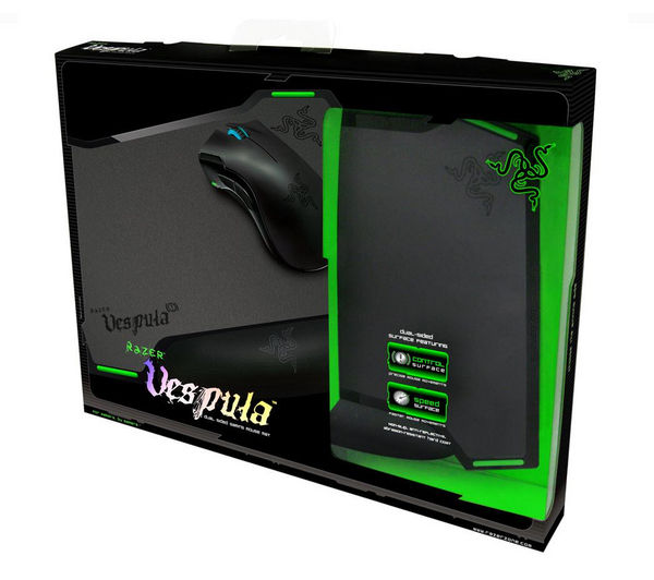 Buy RAZER Vespula Gaming Surface - Black | Free Delivery | Currys