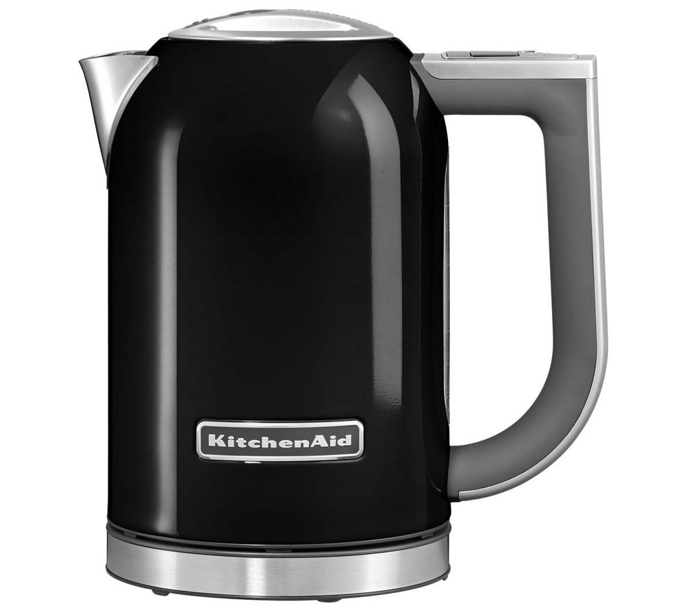 KITCHENAID  5KEK1722BOB Jug Kettle  Onyx Black Black