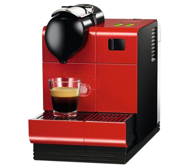 Buy DELONGHI EN520R Nespresso Lattissima+ Coffee Machine ...