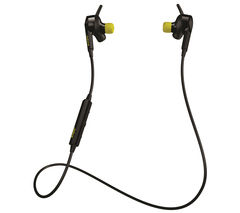 JABRA Sport Pulse Bluetooth Headphones - Black