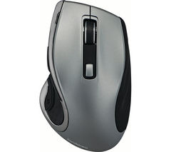 SANDSTROM SMWLHYP15 Wireless Blue Trace Mouse - Gun Metal