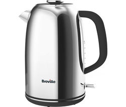BREVILLE Colour Notes VKJ967 Jug Kettle – Polished Stainless Steel