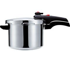 PRESTIGE 58959 Smart Plus Pressure Cooker - Aluminium
