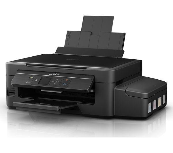 Image of EPSON EcoTank ET-2550 All-in-One Wireless Inkjet Printer
