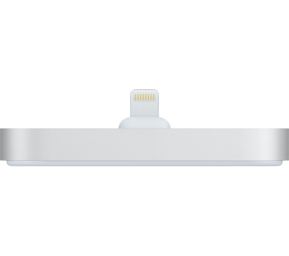 APPLE iPhone Lightning Dock - Space Silver