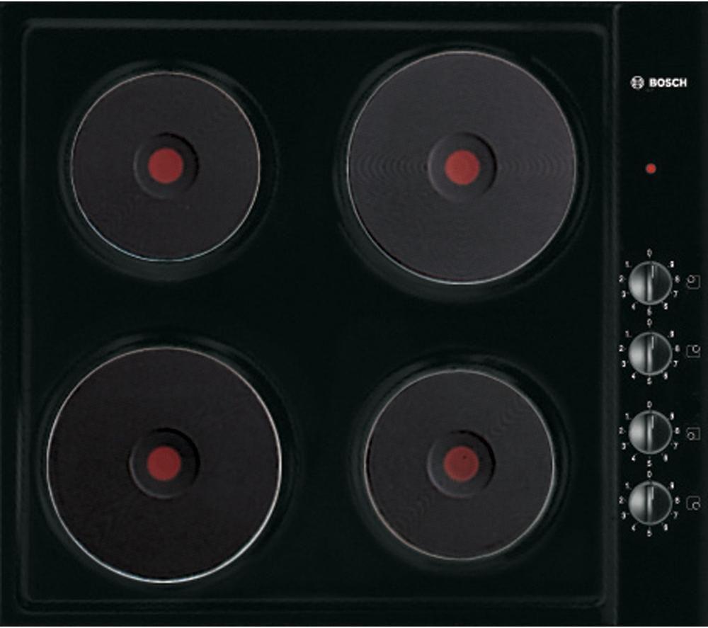 BOSCH NCT616C01 Electric Hob - Black