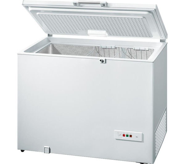 BOSCH  GCM28AW30G Chest Freezer  White White