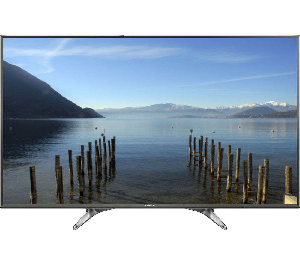 "Image of 40"" PANASONIC VIERA TX-40DX600B Smart 4k Ultra HD LED TV"