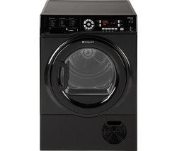 HOTPOINT Futura SUTCD97B6KM Condenser Tumble Dryer - Black