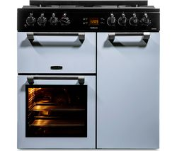 LEISURE Cookmaster 90 Dual Fuel Range Cooker - Blue