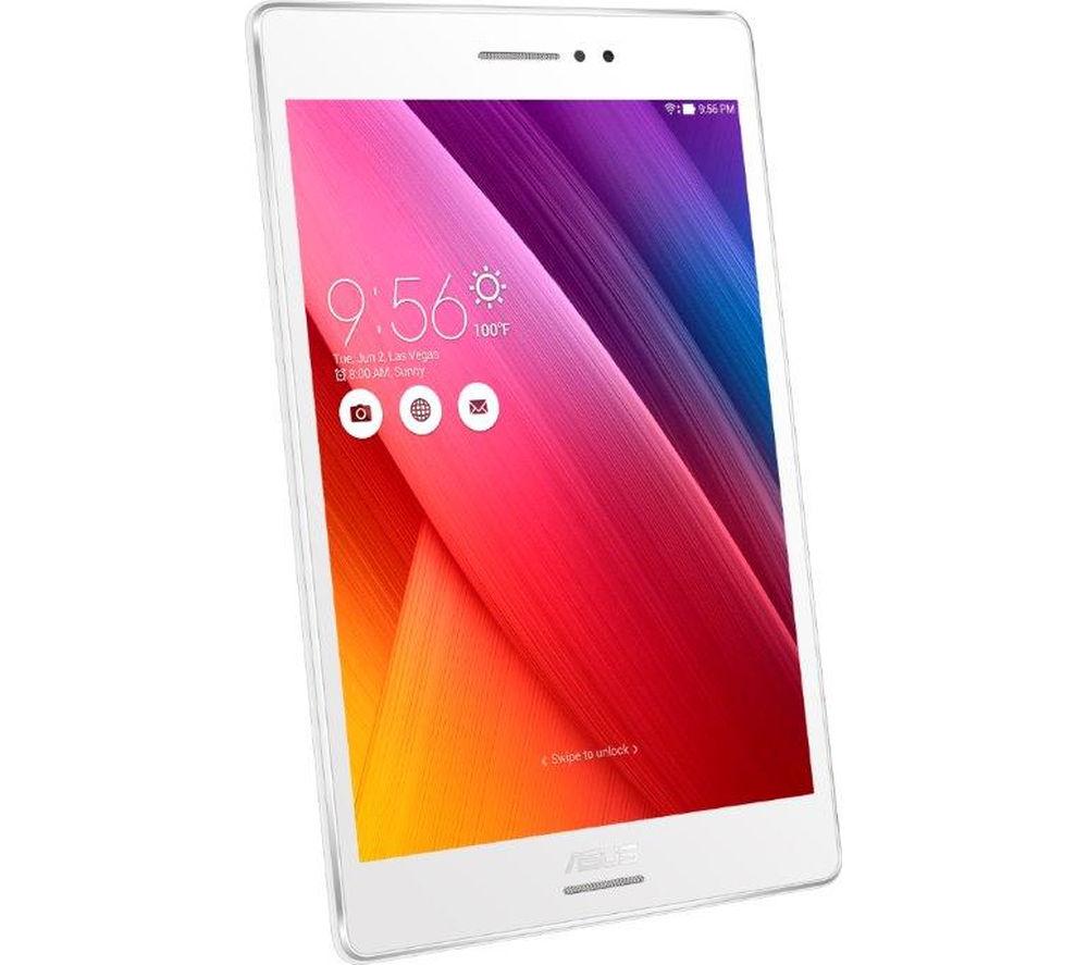 "Image of Asus ZenPad Z580C 8"" Tablet - 32 GB, White"