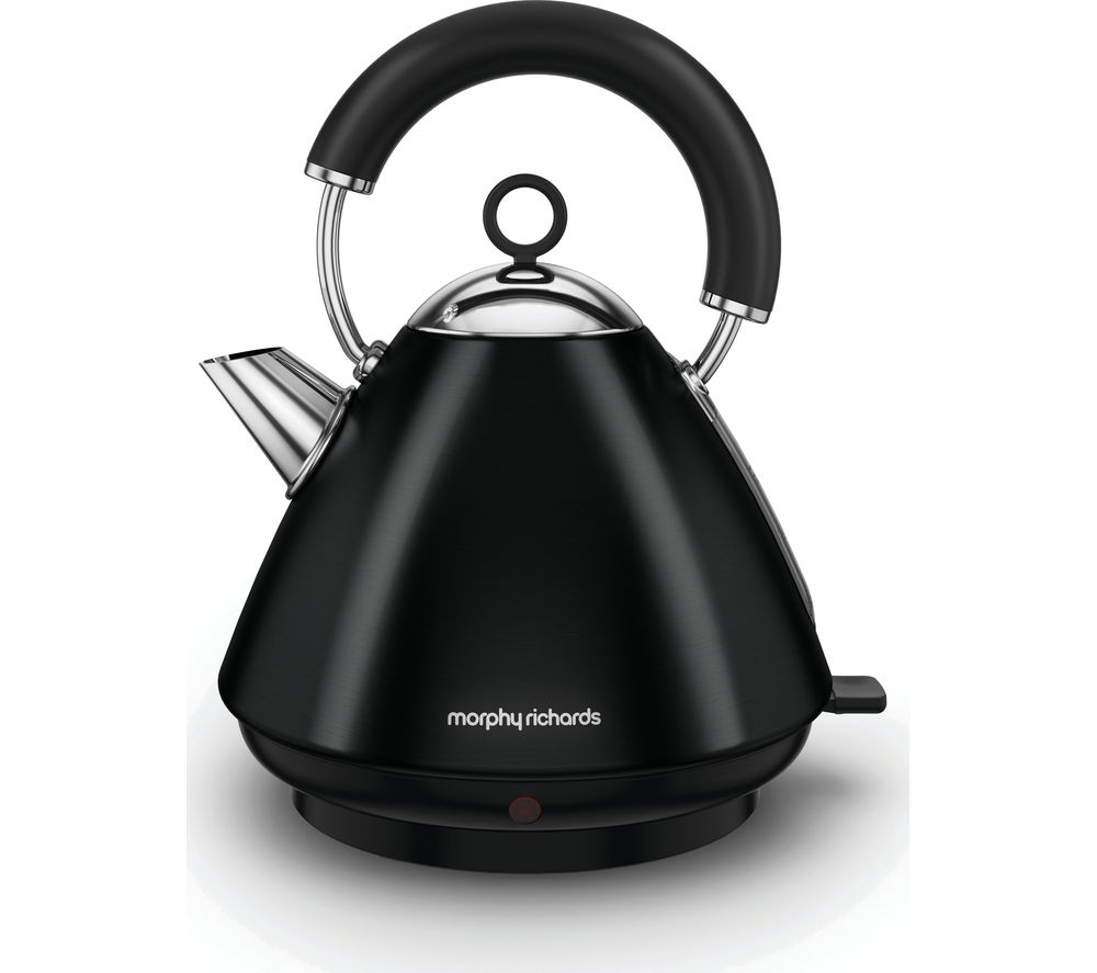 MORPHY RICHARDS Accents 102030 Traditional Kettle - Black