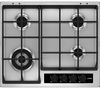 AEG HG65SY4550 Gas Hob - Stainless Steel