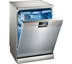 SIEMENS iQ500 SN26M892GB Full-size Dishwasher - Stainless Steel