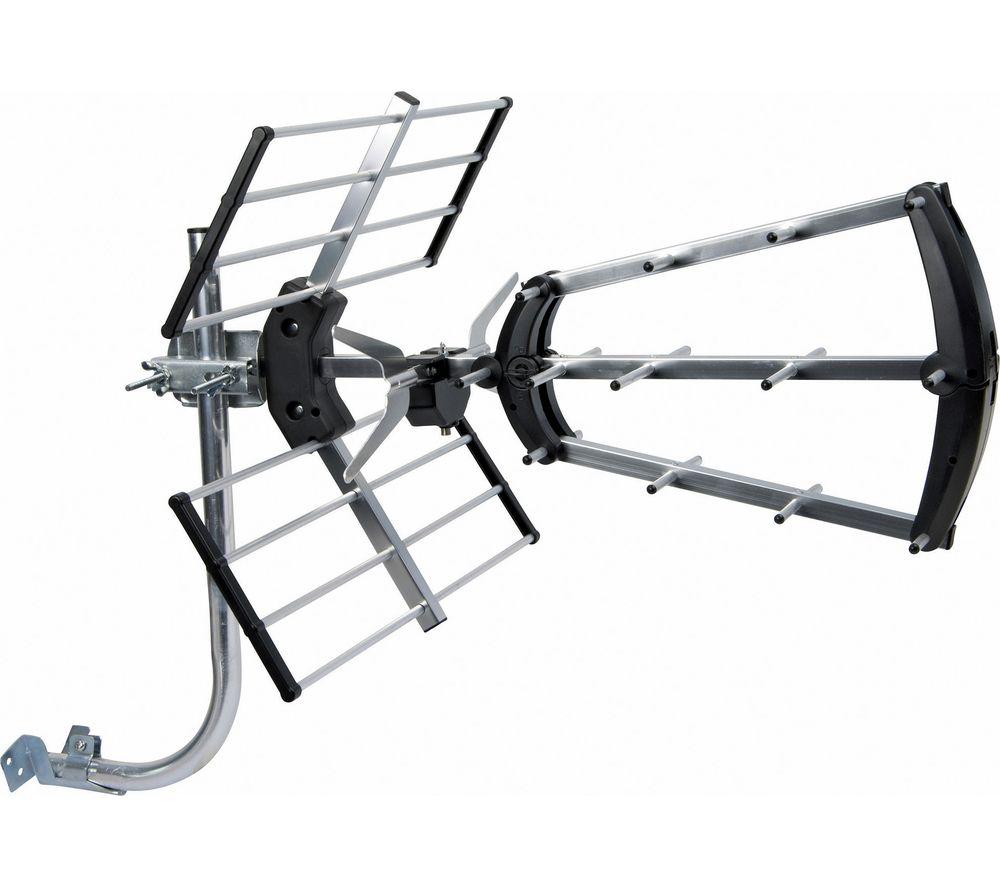 SLX  TriStar 27900KTR03 Full HD UHF Outdoor TV Aerial Kit
