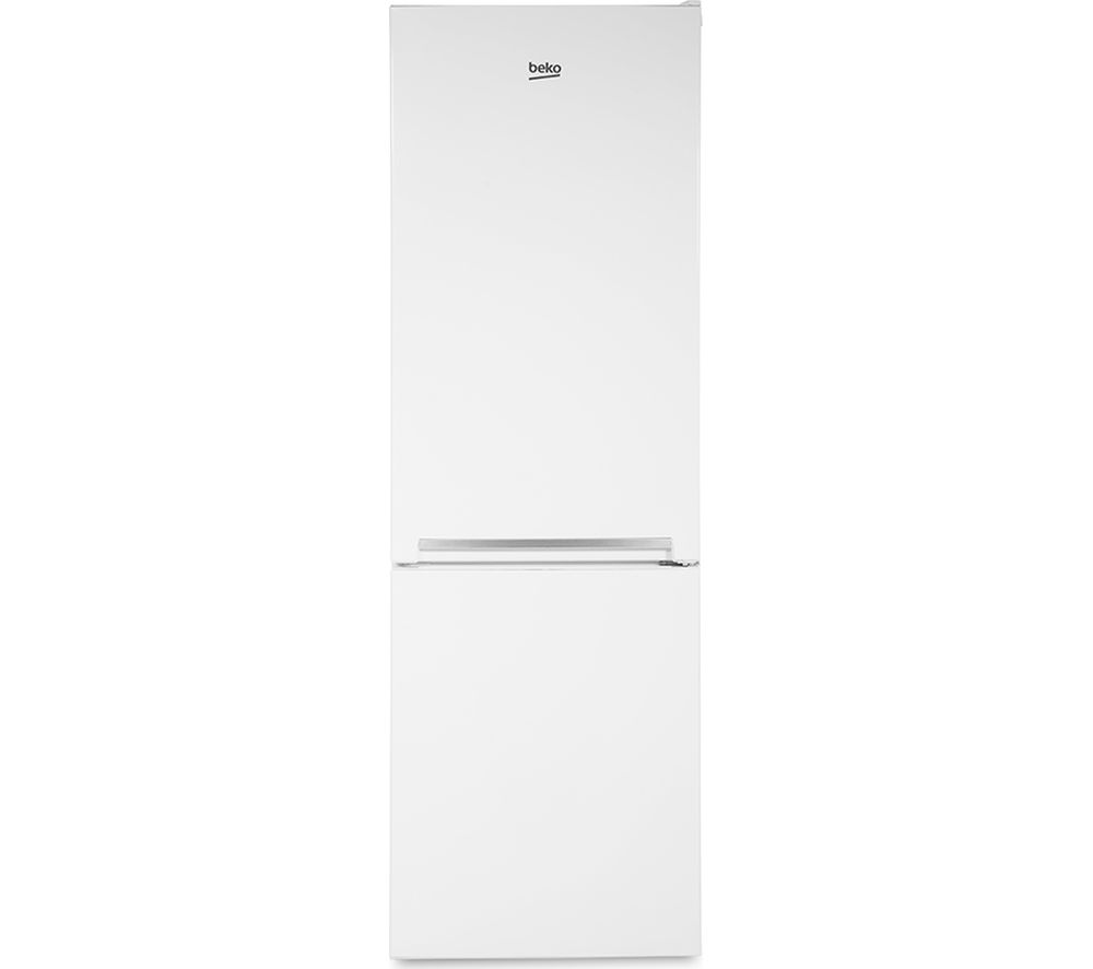 BEKO  CSG1571W Fridge Freezer  White White