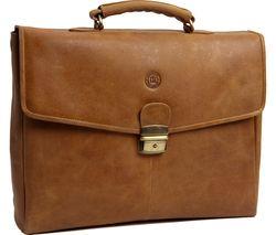 "DBRAMANTE Frederiksborg 14"" Leather Laptop Case - Brown"