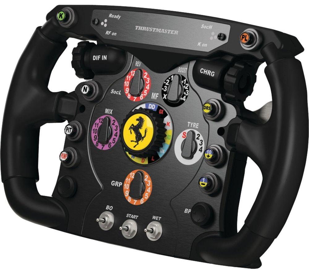 THRUSTMASTER Ferrari F1 Add-On Wheel