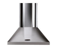RANGEMASTER LEIHDC60SC Chimney Cooker Hood - Stainless Steel