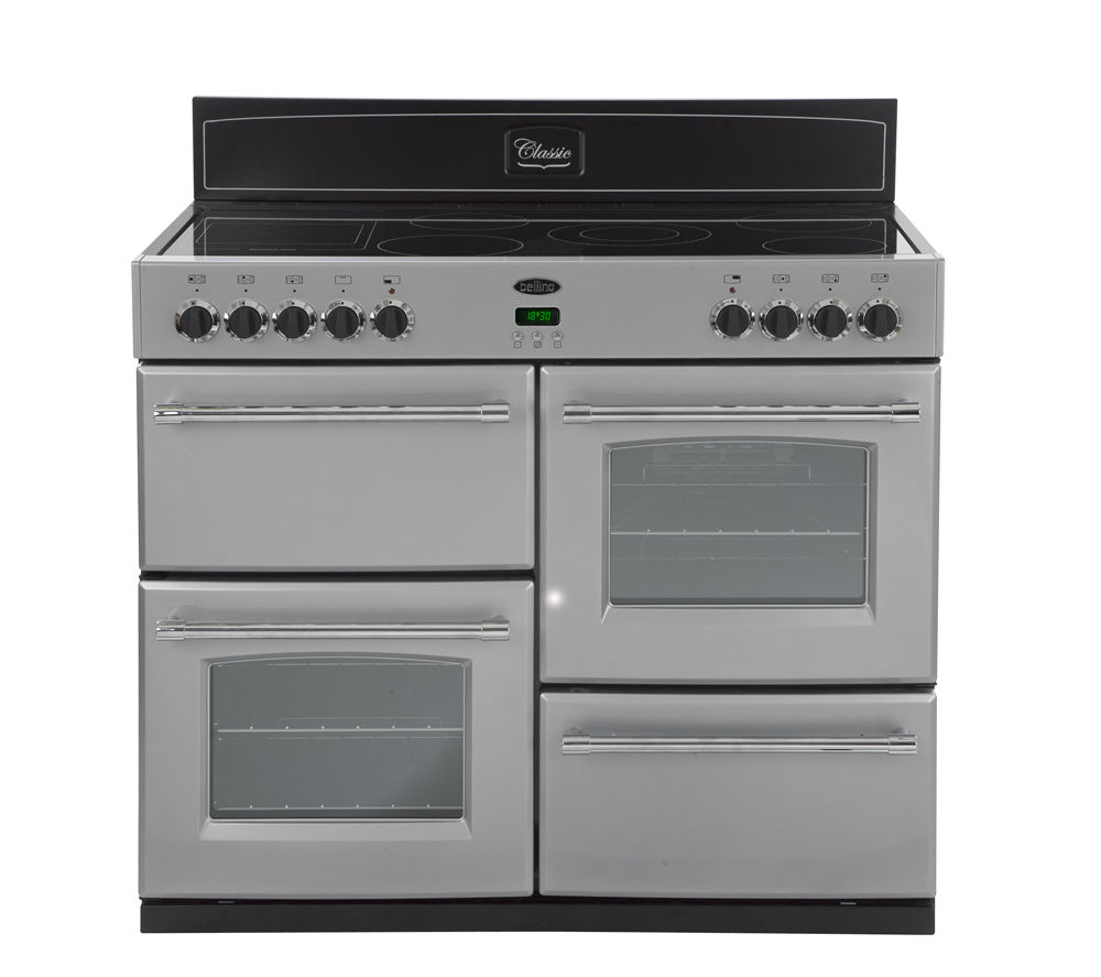 buy belling classic 110e electric ceramic range cooker. Black Bedroom Furniture Sets. Home Design Ideas