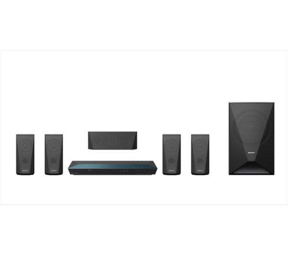 SONY BDV-E3100 5.1 Smart 3D Blu-ray Home Cinema System