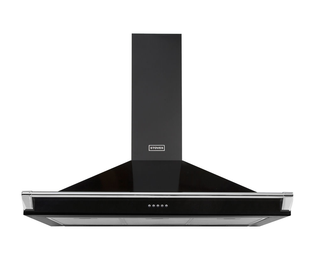 STOVES 444442865 Cooker Hood - Black