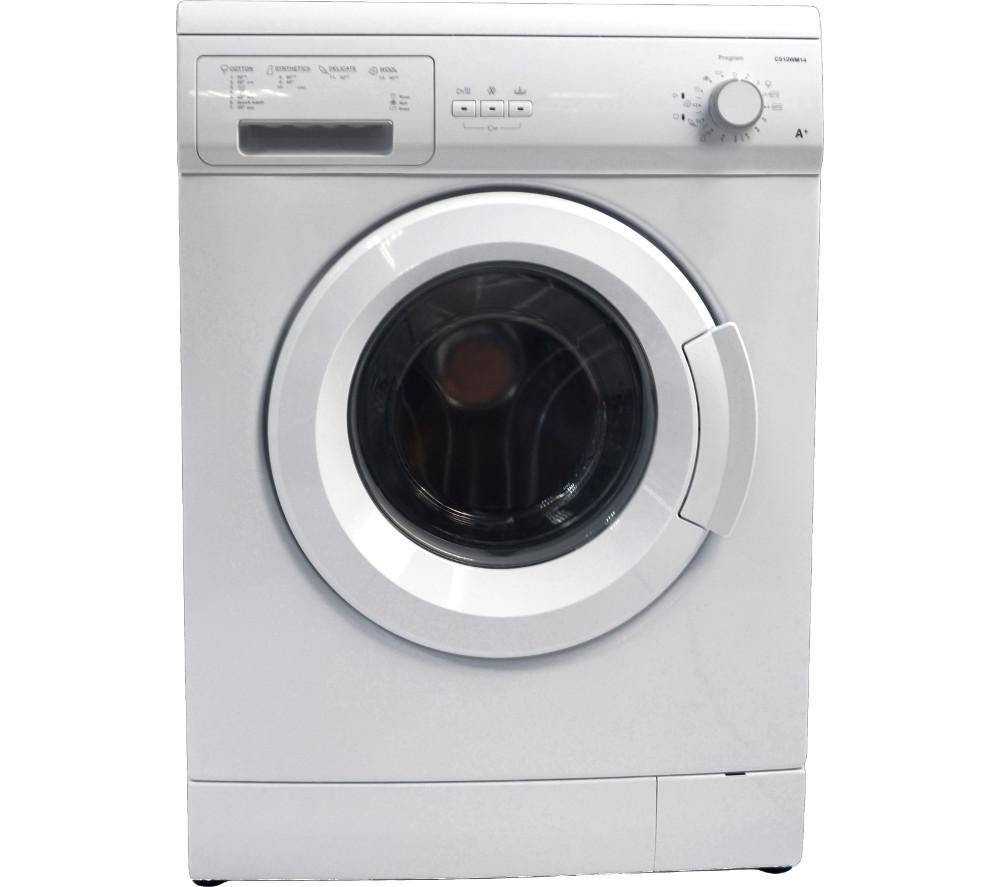buy essentials c510wm14 washing machine white free delivery currys. Black Bedroom Furniture Sets. Home Design Ideas