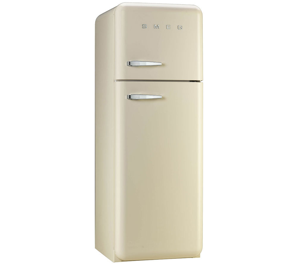 SMEG  FAB30RFC Fridge Freezer  Cream Cream