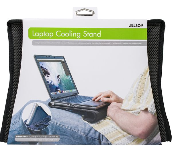 Allsop ALLSOP  Cool Channel Notebook Stand