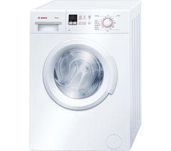 BOSCH WAB24161GB Washing Machine - White
