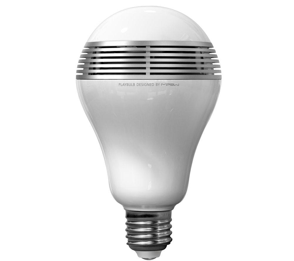 MIPOW PLAYBULB Bluetooth Speaker Lightbulb