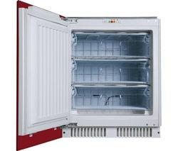 BAUMATIC BR110 Integrated Undercounter Freezer