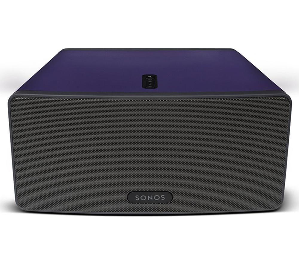 FLEXSON P3CP1071 SONOS PLAY:3 ColourPlay Skin - Imperial Purple Matt