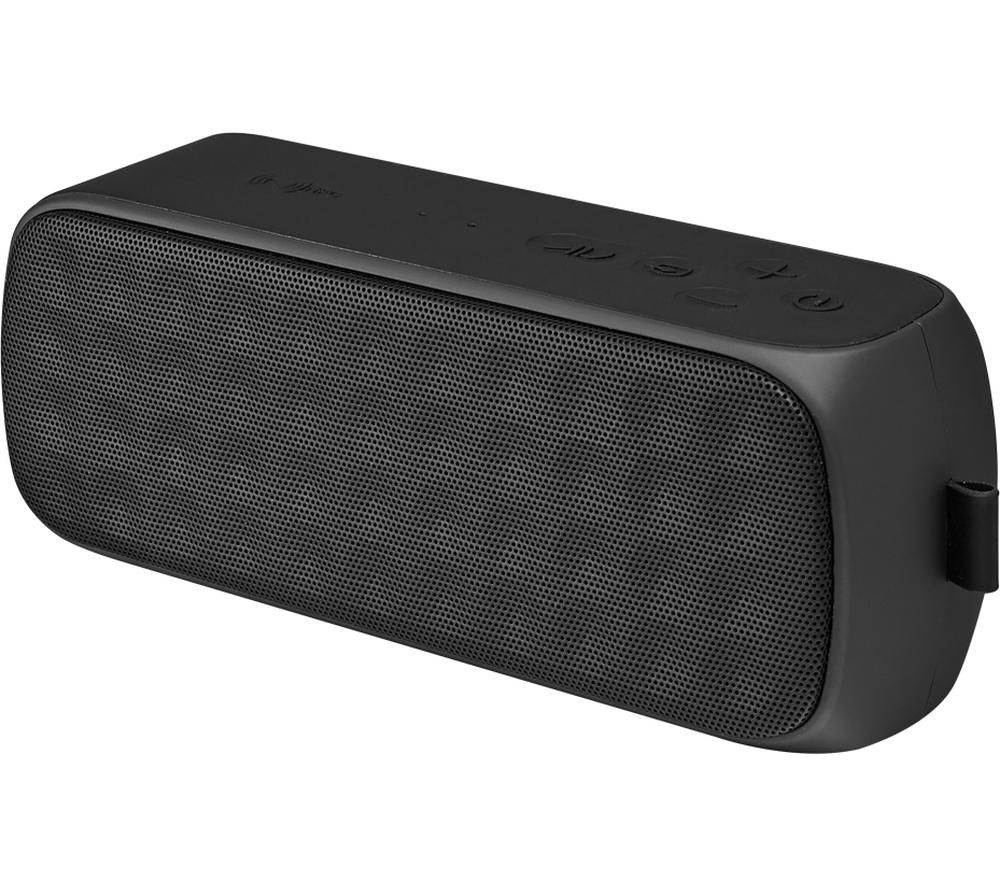Image of JVC SP-AD70-B Portable Wireless Speaker - Black, Black