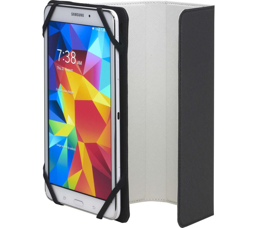 "Goji G8UBKWH15 8"" Tablet Case - Light Grey, Grey"