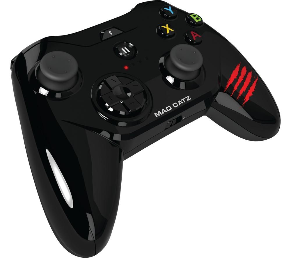 MAD CATZ  C.T.R.L.i Micro Wireless Gamepad - Black, Black