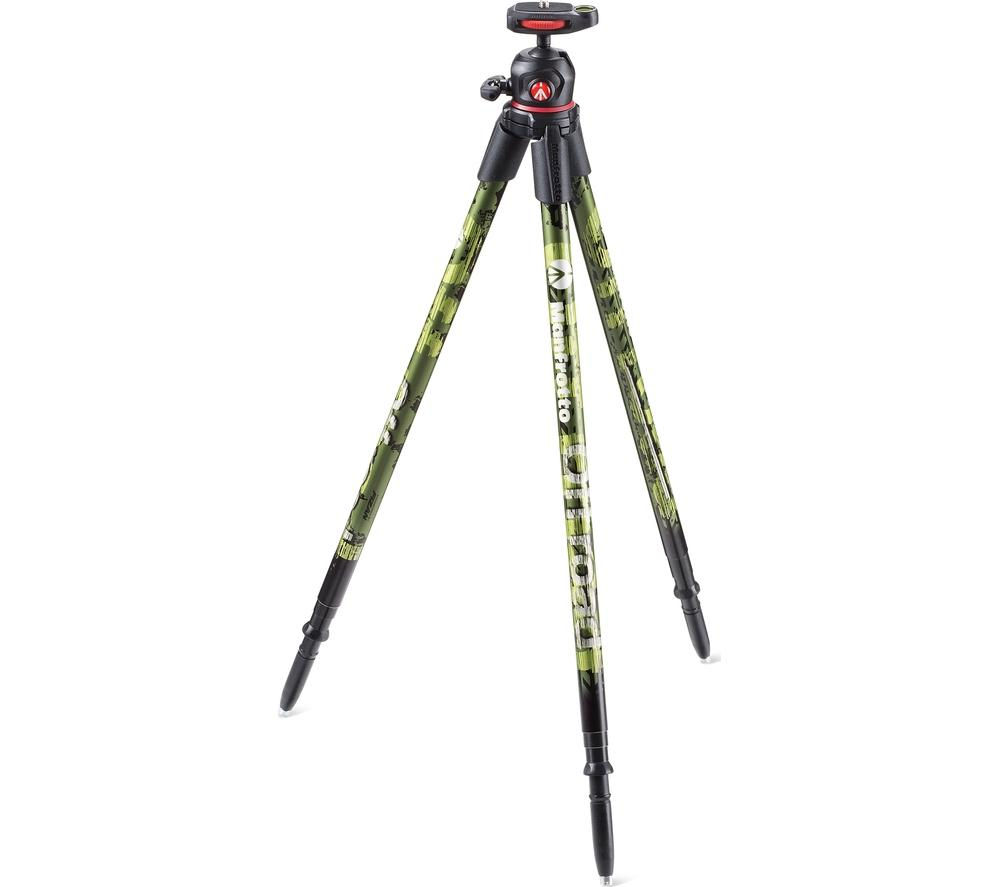 MANFROTTO MKOFFROADG Off Road Tripod - Green