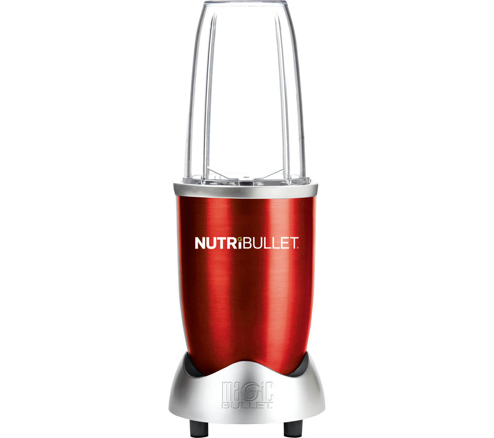 Buy Nutribullet Cherry Red Free Delivery Currys
