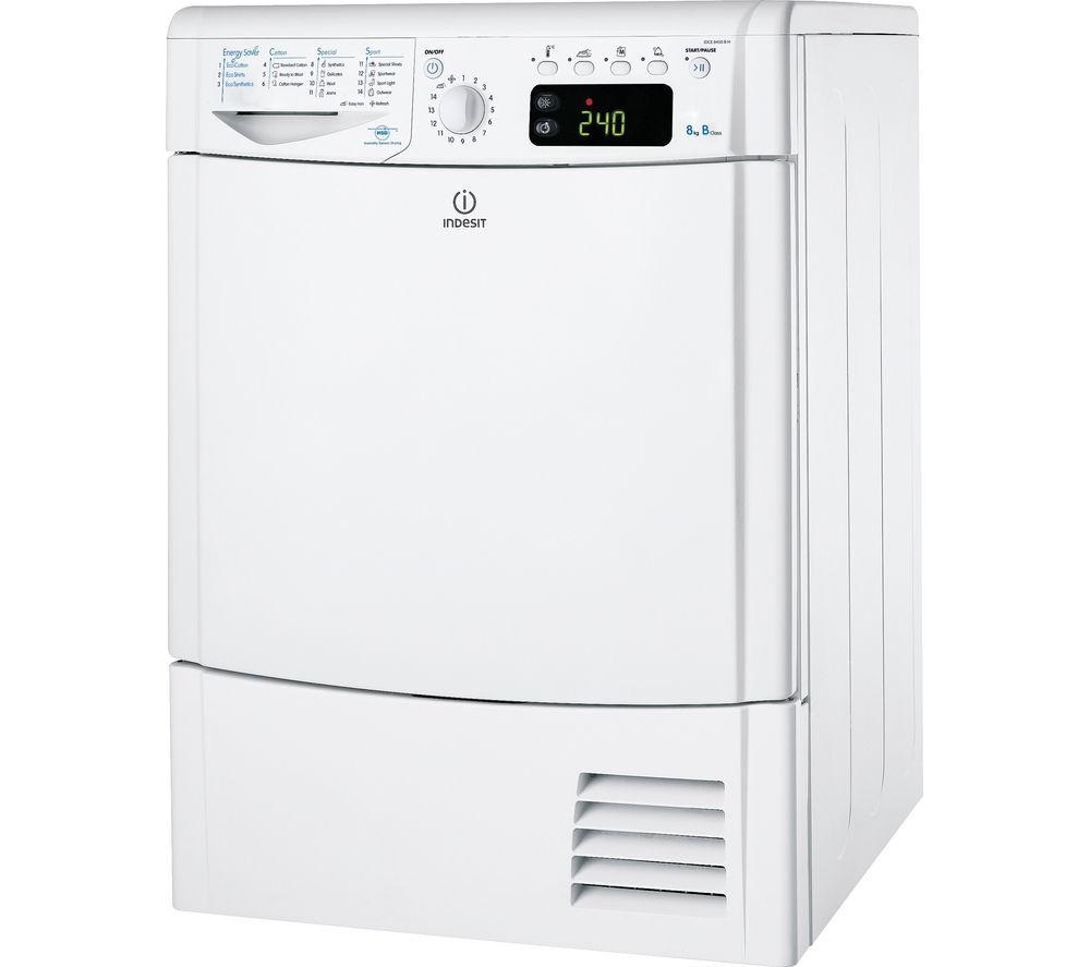 Bwe Tumble Dryer ~ Buy indesit ecotime idce bh condenser tumble dryer