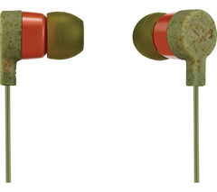HOUSE OF MARLEY Mystic EM-JE070-GR Headphones - Green