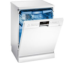 SIEMENS SpeedMatic SN26M292GB Full-size Dishwasher - White
