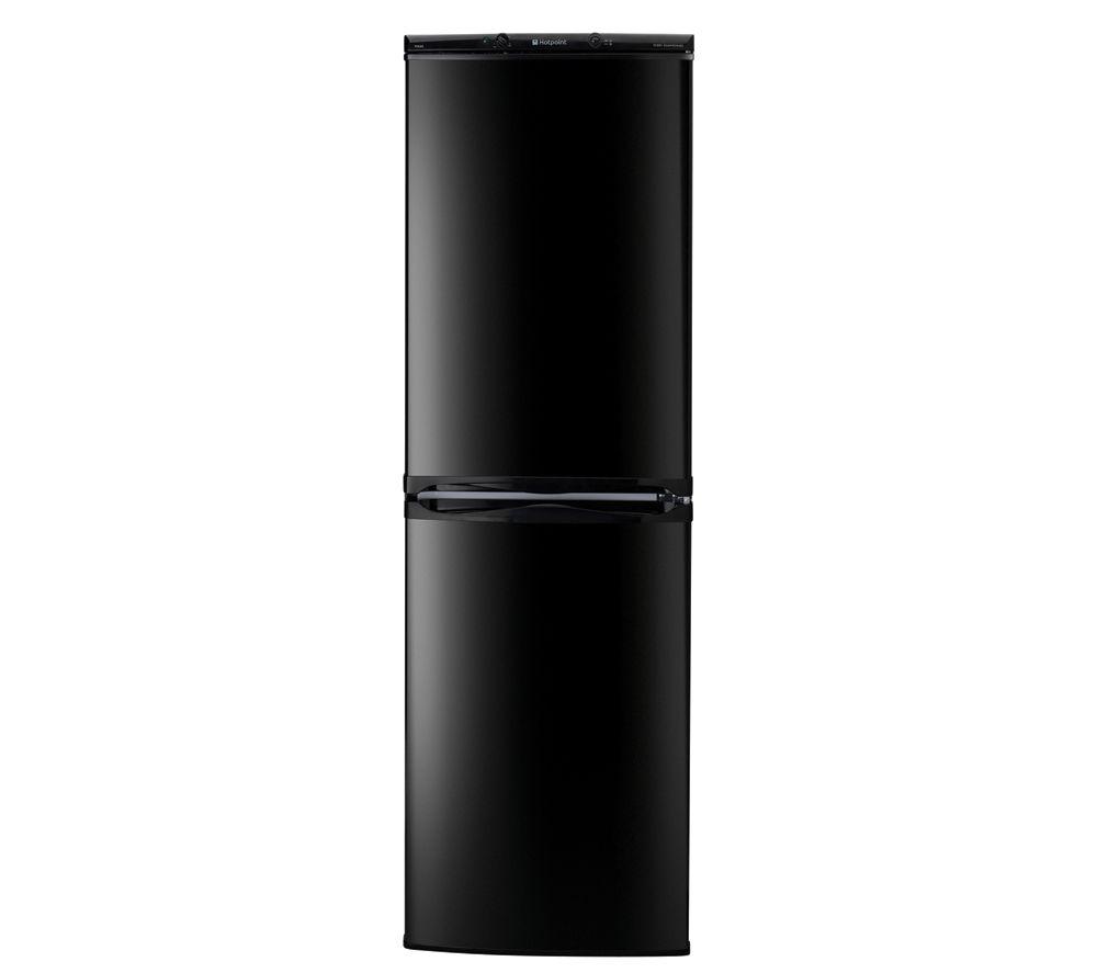 HOTPOINT FFAA52K 50/50 Fridge Freezer - Black