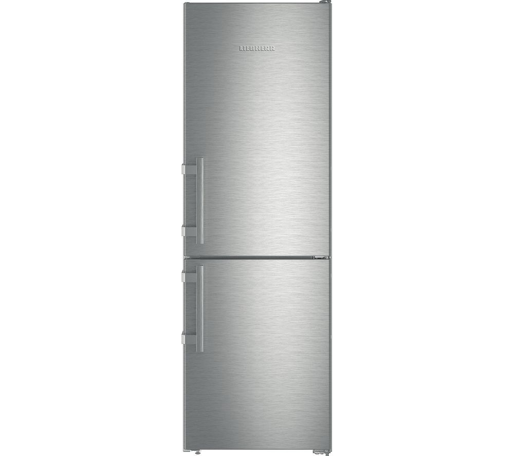 Image of LIEBHERR CNef 3515 Smart Fridge Freezer - Stainless Steel, Stainless Steel