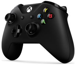 MICROSOFT Xbox One Wireless Gamepad - Black